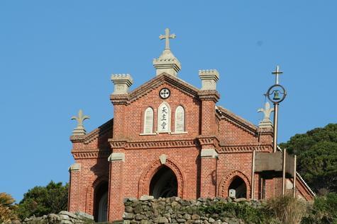旧野首教会-1