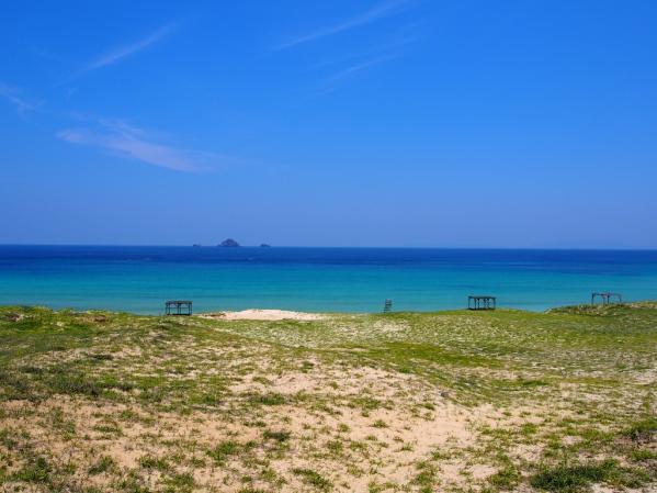 【宇久島】大浜海水浴場(キャンプ場)-9