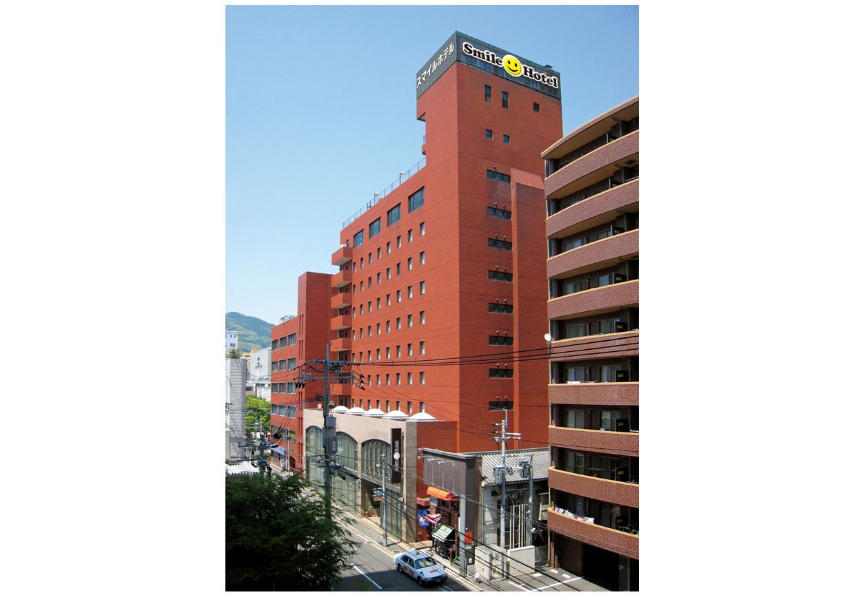 スマイルホテル佐世保(旧富士国際ホテル)-1