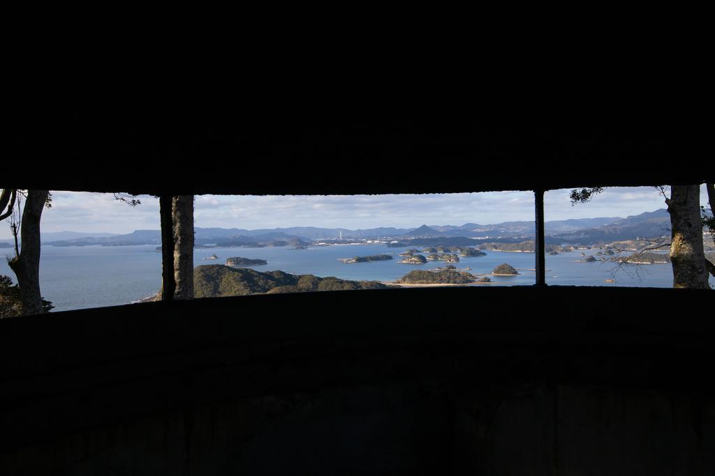 丸出山観測所跡-2