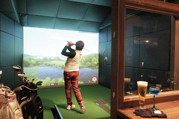 Golf Bar LAGG-1