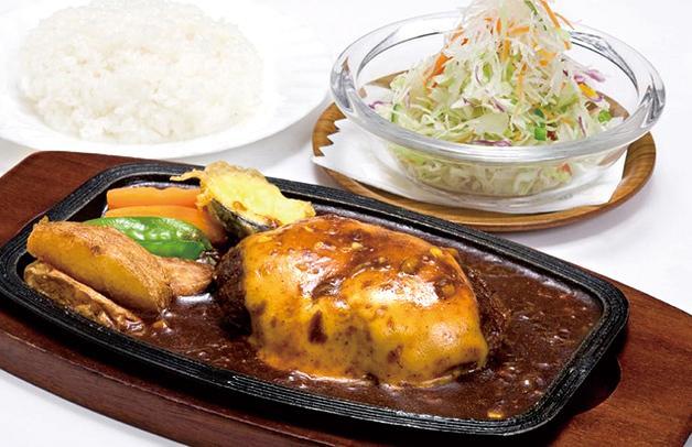 レストラン 本陣-1