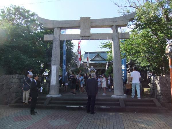 【宇久島】神島神社-0