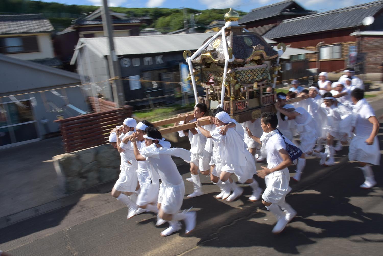 【宇久島】神島神社-2