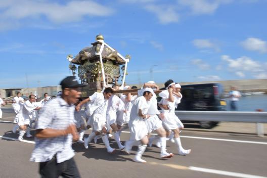 【宇久島】神島神社例大祭(おくんち)-0