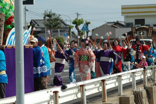 【宇久島】神島神社例大祭(おくんち)-2