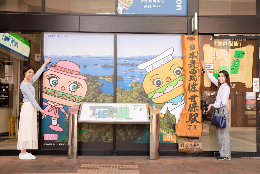 JR佐世保駅-2