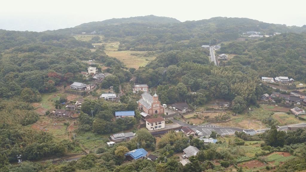【黒島】黒島の集落-1