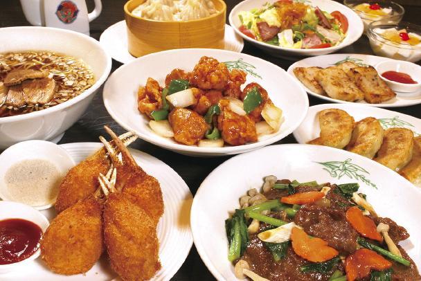 中国菜館 龍舞-1