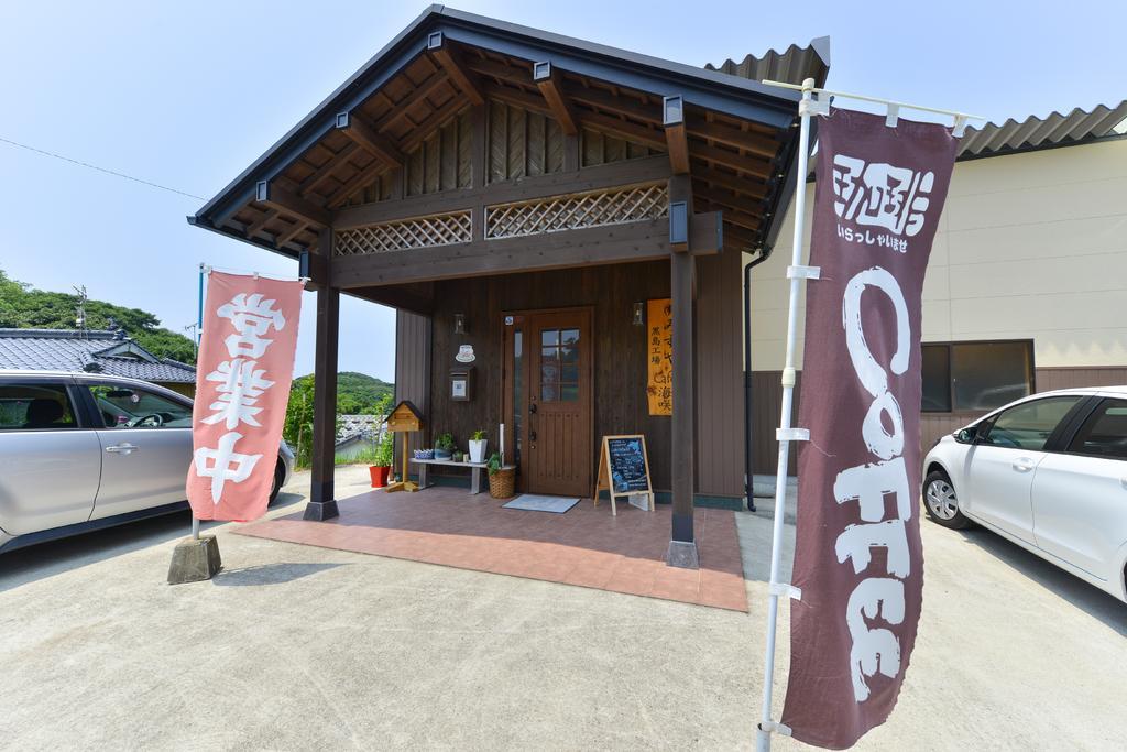 【黒島】Cafe海咲(みさき)-1