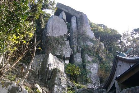 【小値賀】王位石トレッキング-1