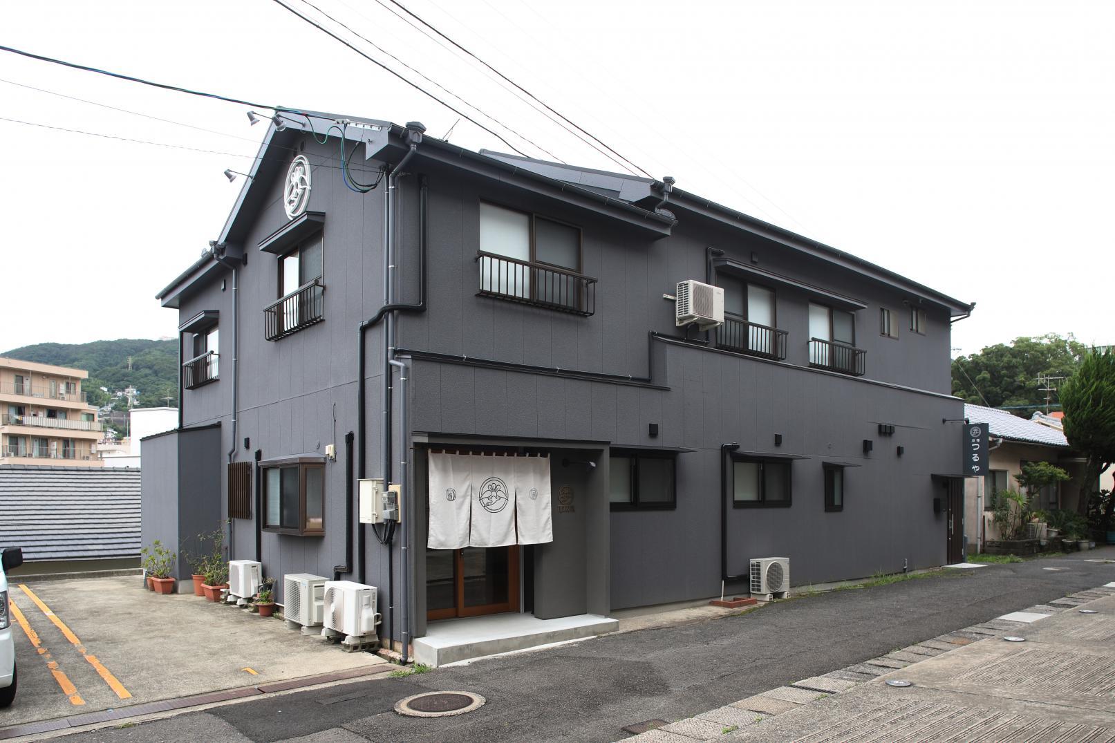 お宿 TSURUYA-3
